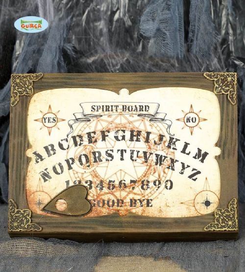 Spirit Ouija Board Halloween Party Decoration with Lights, Movement & Sound FX